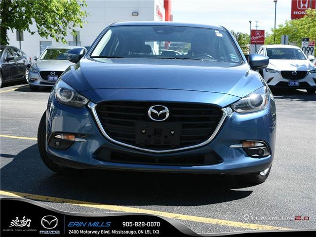 2017 Mazda Mazda3 GT (Stk: P4502) in Mississauga - Image 2 of 27