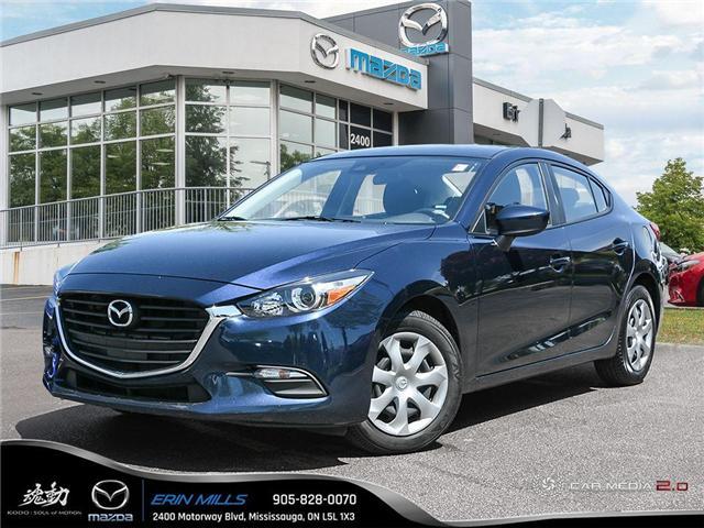2018 Mazda Mazda3 GX (Stk: R0132) in Mississauga - Image 1 of 27