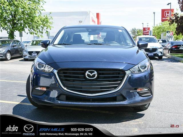 2018 Mazda Mazda3 GX (Stk: R0132) in Mississauga - Image 2 of 27