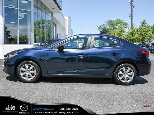 2018 Mazda Mazda3 GX (Stk: R0132) in Mississauga - Image 3 of 27