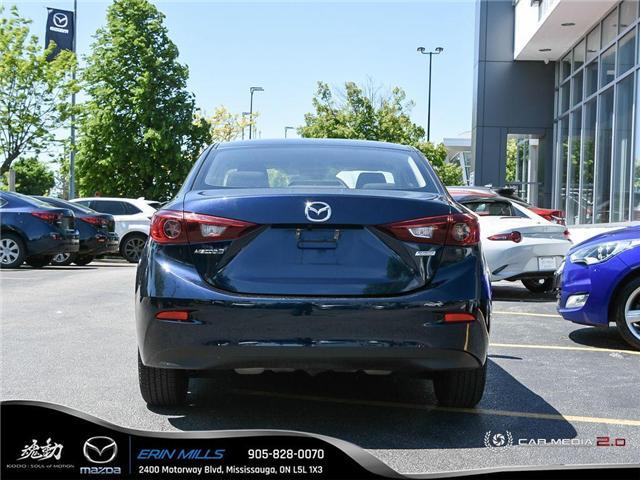 2018 Mazda Mazda3 GX (Stk: R0132) in Mississauga - Image 5 of 27
