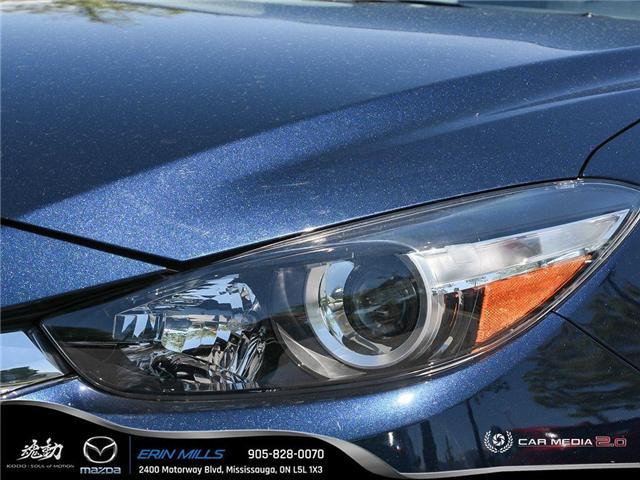 2018 Mazda Mazda3 GX (Stk: R0132) in Mississauga - Image 10 of 27