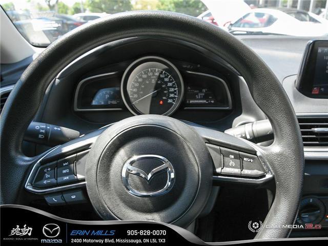 2018 Mazda Mazda3 GX (Stk: R0132) in Mississauga - Image 14 of 27