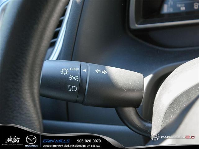 2018 Mazda Mazda3 GX (Stk: R0132) in Mississauga - Image 16 of 27