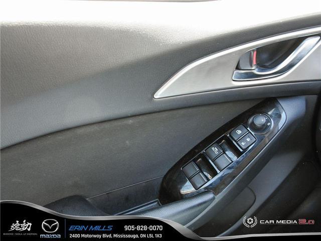 2018 Mazda Mazda3 GX (Stk: R0132) in Mississauga - Image 17 of 27