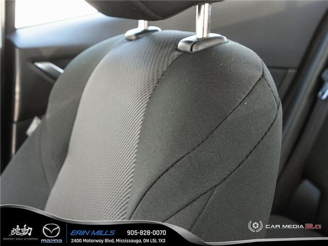 2018 Mazda Mazda3 GX (Stk: R0132) in Mississauga - Image 23 of 27