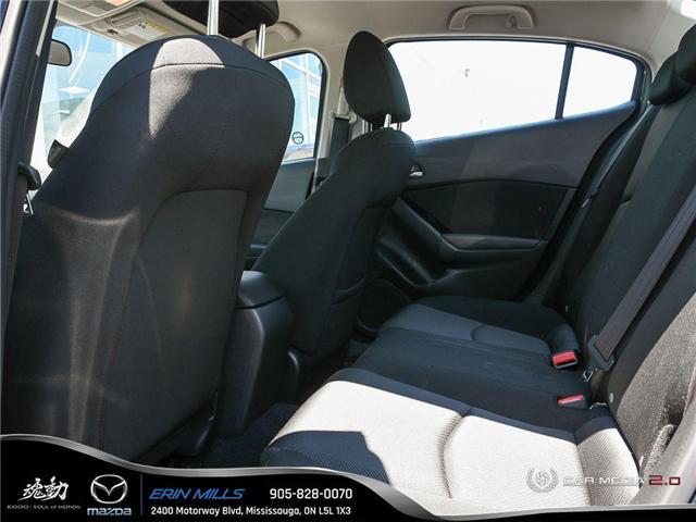 2018 Mazda Mazda3 GX (Stk: R0132) in Mississauga - Image 24 of 27