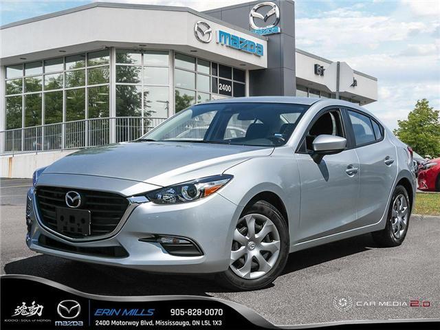 2018 Mazda Mazda3 GX (Stk: R0123) in Mississauga - Image 1 of 27