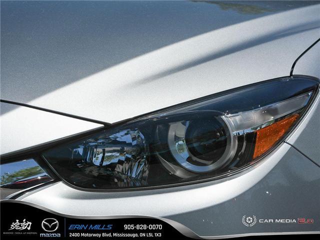 2018 Mazda Mazda3 GX (Stk: R0123) in Mississauga - Image 10 of 27