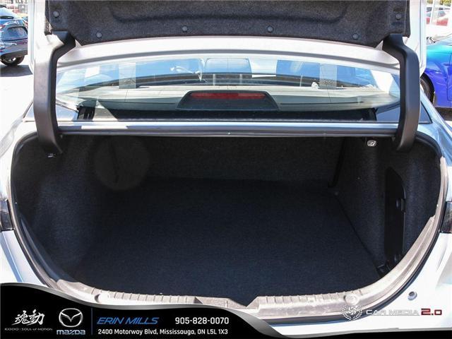 2018 Mazda Mazda3 GX (Stk: R0123) in Mississauga - Image 11 of 27