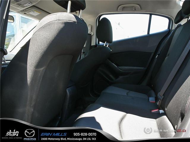 2018 Mazda Mazda3 GX (Stk: R0123) in Mississauga - Image 24 of 27