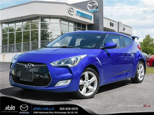 2013 Hyundai Veloster Base (Stk: 19-0599A) in Mississauga - Image 1 of 27