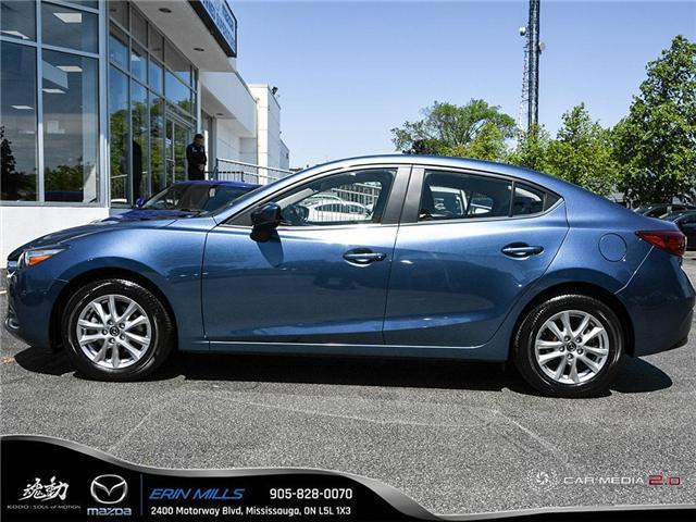 2018 Mazda Mazda3 GS (Stk: R0130) in Mississauga - Image 3 of 27