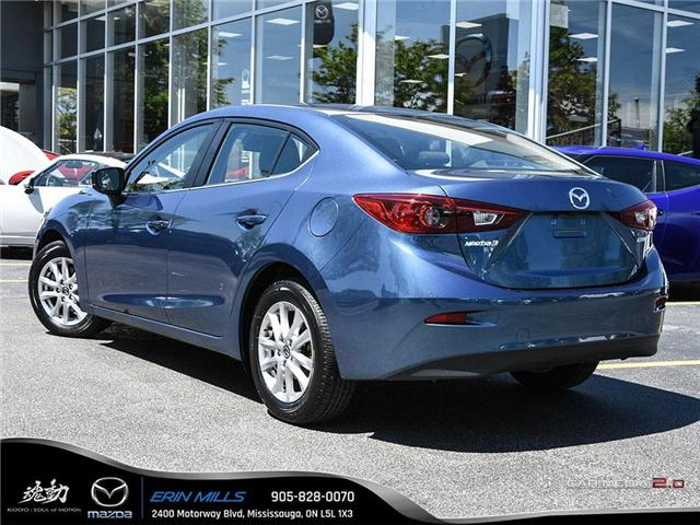 2018 Mazda Mazda3 GS (Stk: R0130) in Mississauga - Image 4 of 27