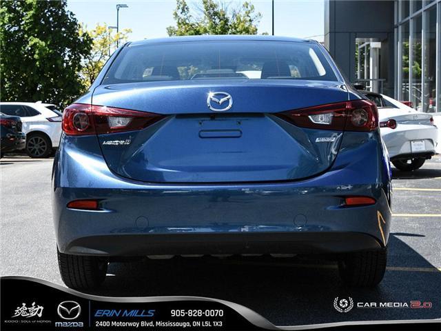 2018 Mazda Mazda3 GS (Stk: R0130) in Mississauga - Image 5 of 27
