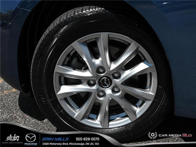 2018 Mazda Mazda3 GS (Stk: R0130) in Mississauga - Image 6 of 27