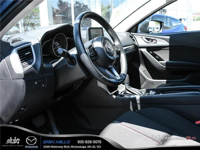 2018 Mazda Mazda3 GS (Stk: R0130) in Mississauga - Image 13 of 27