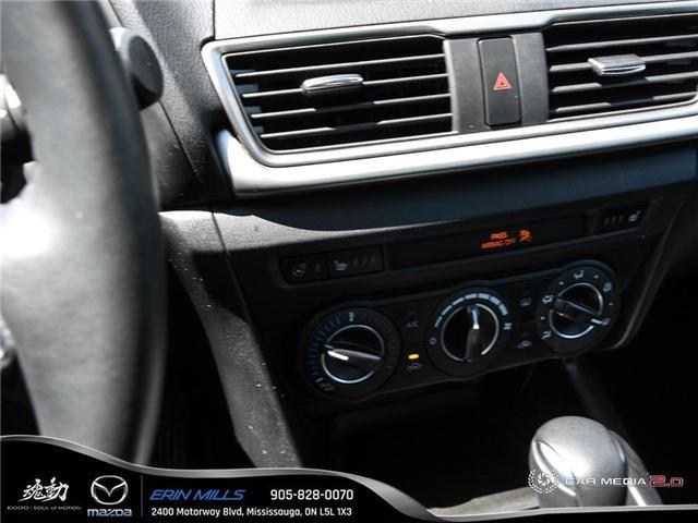 2018 Mazda Mazda3 GS (Stk: R0130) in Mississauga - Image 20 of 27