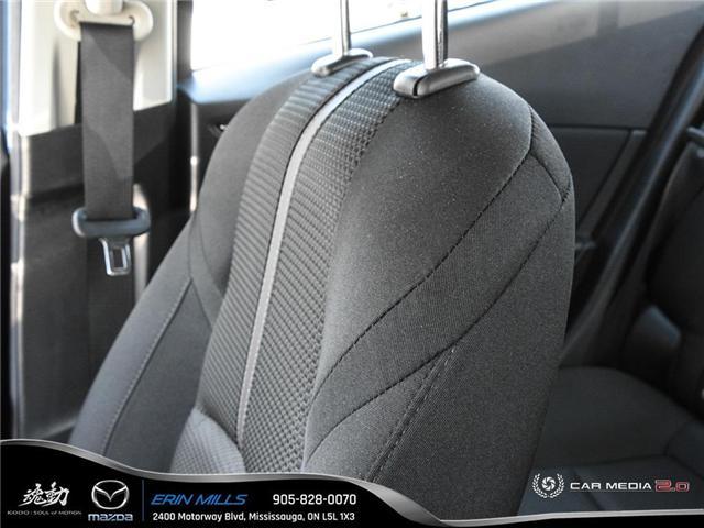 2018 Mazda Mazda3 GS (Stk: R0130) in Mississauga - Image 23 of 27
