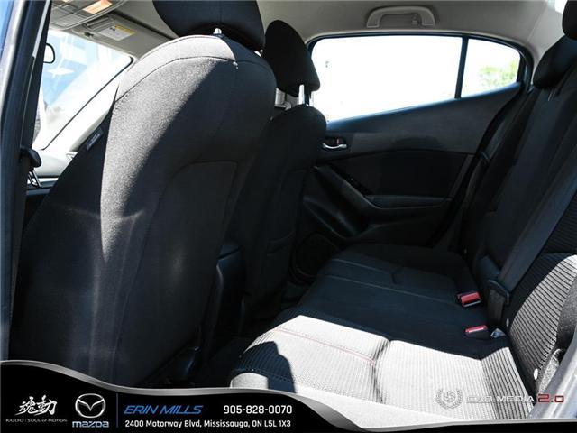 2018 Mazda Mazda3 GS (Stk: R0130) in Mississauga - Image 24 of 27