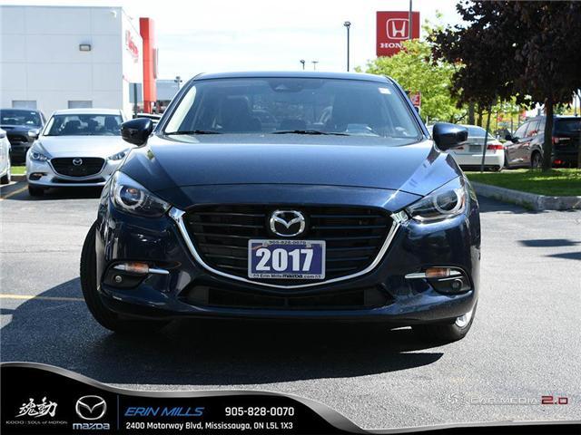 2017 Mazda Mazda3 GT (Stk: P4497) in Mississauga - Image 2 of 27