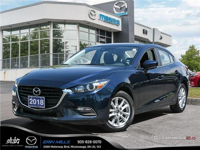 2018 Mazda Mazda3 GS (Stk: R0135) in Mississauga - Image 1 of 27