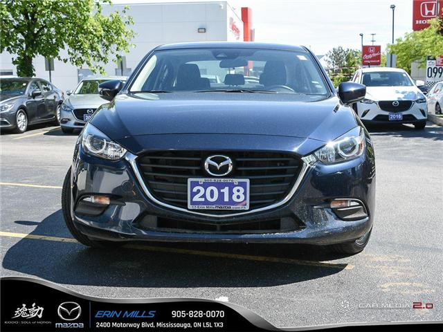 2018 Mazda Mazda3 GS (Stk: R0135) in Mississauga - Image 2 of 27