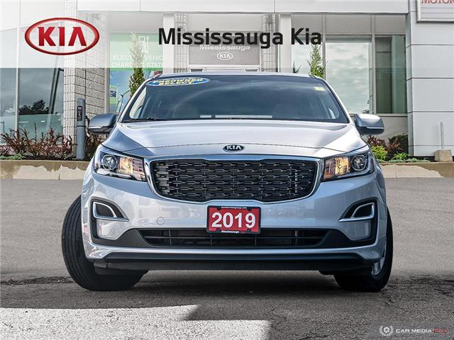 2019 Kia Sedona LX (Stk: 4613P) in Mississauga - Image 2 of 26