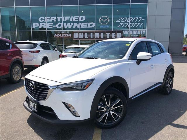 2017 Mazda CX-3 GT (Stk: P1885) in Toronto - Image 2 of 20