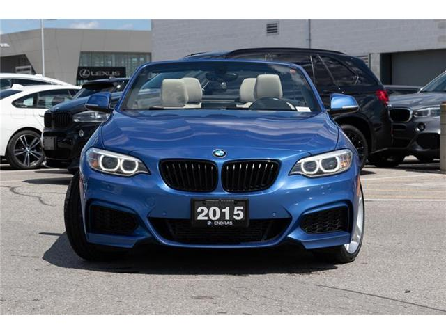 2015 BMW 228i xDrive (Stk: P5871) in Ajax - Image 2 of 20