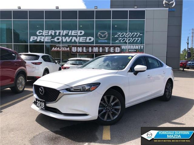2018 Mazda MAZDA6 GS (Stk: P1886) in Toronto - Image 1 of 20