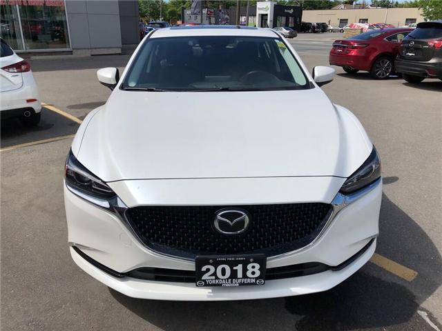 2018 Mazda MAZDA6 GS (Stk: P1886) in Toronto - Image 7 of 20