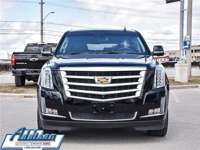 2019 Cadillac Escalade ESV Luxury (Stk: U117851) in Mississauga - Image 2 of 30