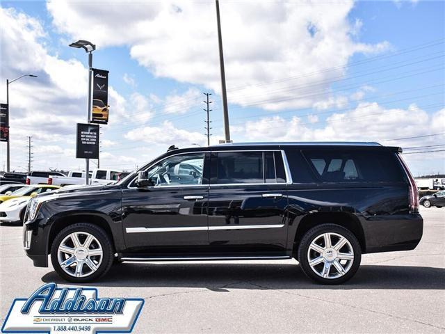 2019 Cadillac Escalade ESV Luxury (Stk: U117851) in Mississauga - Image 3 of 30
