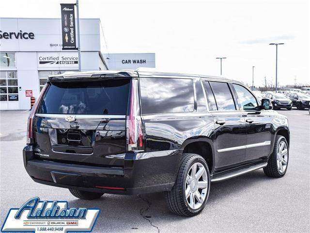 2019 Cadillac Escalade ESV Luxury (Stk: U117851) in Mississauga - Image 5 of 30