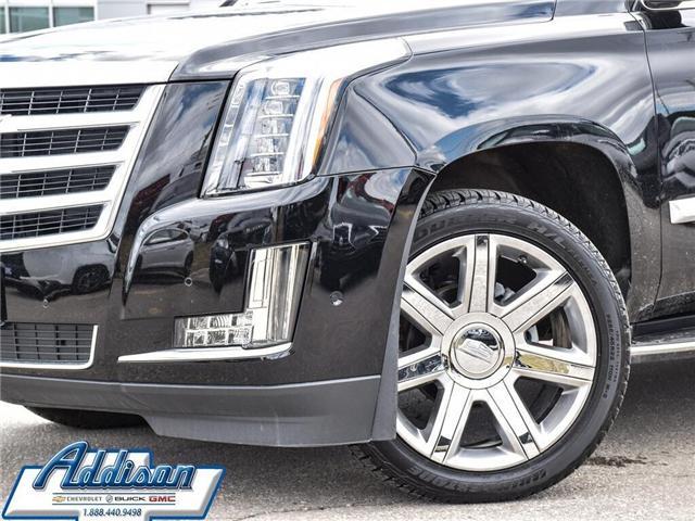 2019 Cadillac Escalade ESV Luxury (Stk: U117851) in Mississauga - Image 7 of 30