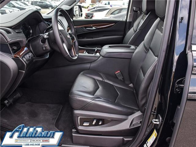 2019 Cadillac Escalade ESV Luxury (Stk: U117851) in Mississauga - Image 12 of 30