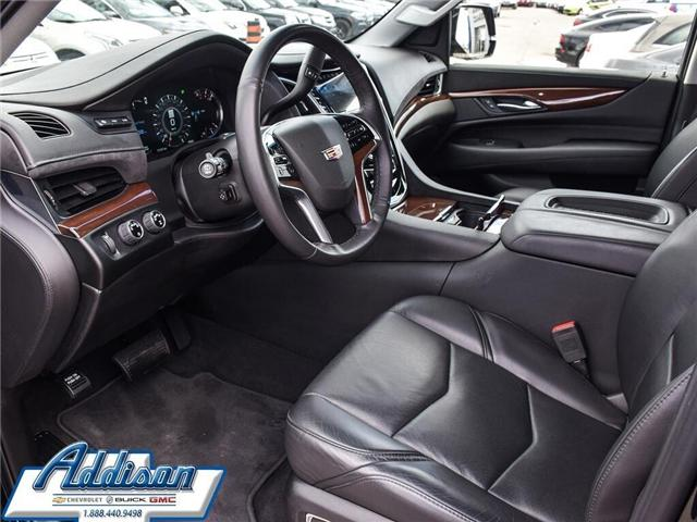 2019 Cadillac Escalade ESV Luxury (Stk: U117851) in Mississauga - Image 13 of 30