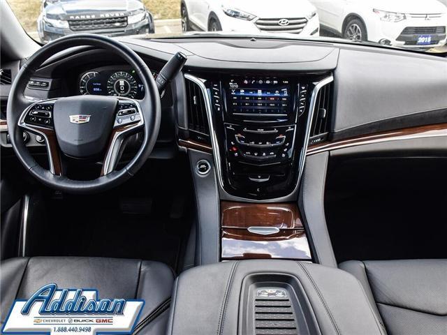 2019 Cadillac Escalade ESV Luxury (Stk: U117851) in Mississauga - Image 14 of 30