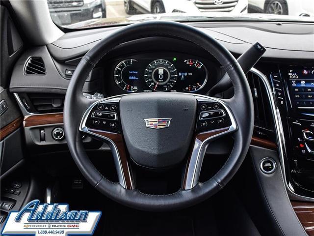 2019 Cadillac Escalade ESV Luxury (Stk: U117851) in Mississauga - Image 15 of 30