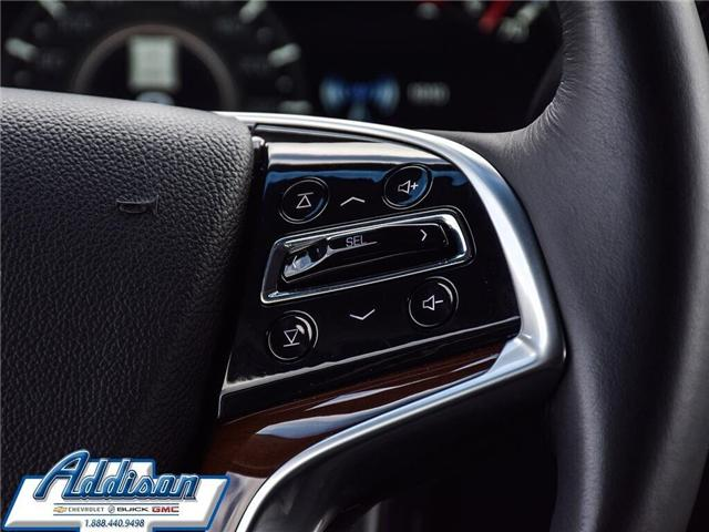 2019 Cadillac Escalade ESV Luxury (Stk: U117851) in Mississauga - Image 17 of 30