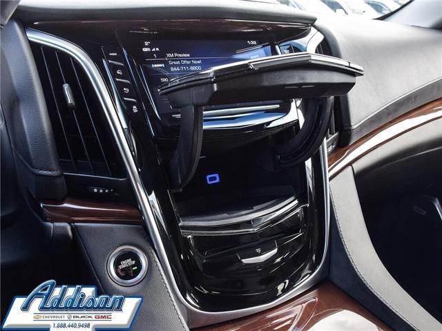 2019 Cadillac Escalade ESV Luxury (Stk: U117851) in Mississauga - Image 24 of 30