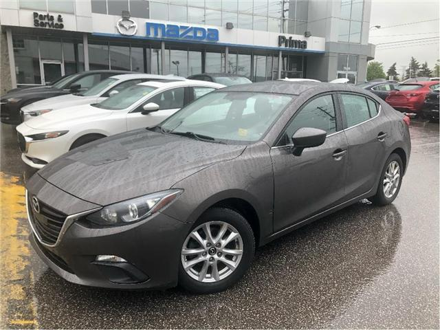 2014 Mazda Mazda3 GS-SKY (Stk: 18-467A) in Woodbridge - Image 1 of 14