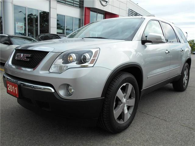 2011 GMC Acadia SLT (Stk: U10243A) in Woodbridge - Image 2 of 31