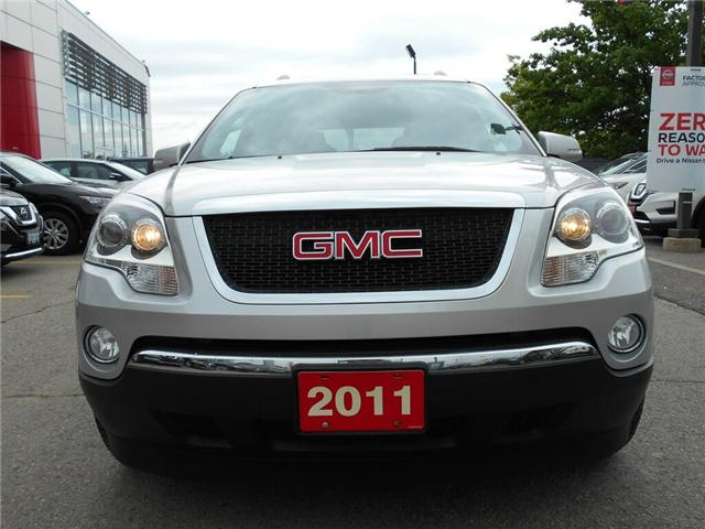 2011 GMC Acadia SLT (Stk: U10243A) in Woodbridge - Image 3 of 31