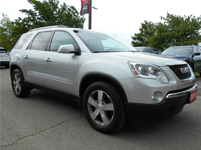 2011 GMC Acadia SLT (Stk: U10243A) in Woodbridge - Image 4 of 31