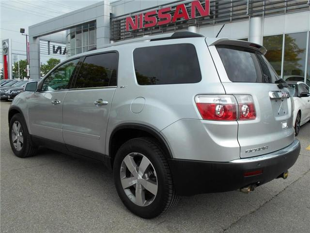 2011 GMC Acadia SLT (Stk: U10243A) in Woodbridge - Image 5 of 31