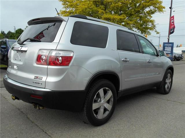 2011 GMC Acadia SLT (Stk: U10243A) in Woodbridge - Image 7 of 31