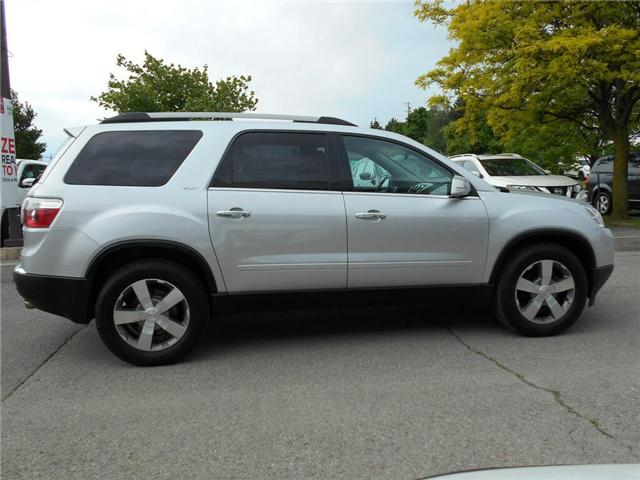 2011 GMC Acadia SLT (Stk: U10243A) in Woodbridge - Image 8 of 31