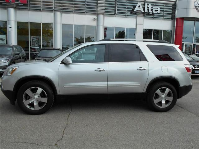 2011 GMC Acadia SLT (Stk: U10243A) in Woodbridge - Image 9 of 31